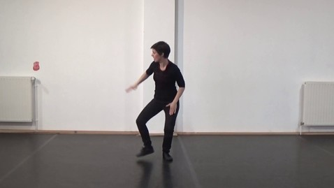 Thumbnail for entry Body Percussion and swing solo