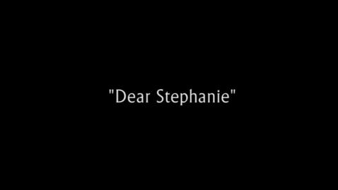 Thumbnail for entry Stephanie Reagan - Sinton Elementary Teacher of the Year 2017