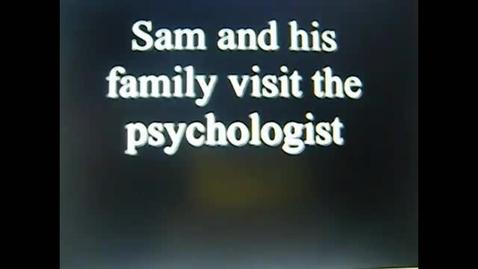 Thumbnail for entry Slam, at the psychiatrist