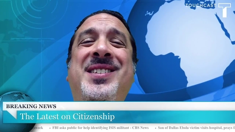 Thumbnail for entry Citizenship Interview Project: A sample interview