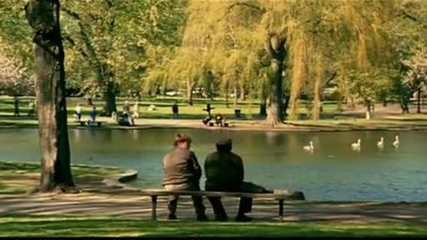 Thumbnail for entry [Great Movie Scenes] Good Will Hunting - Park Scene