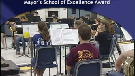Thumbnail for entry Phoenix Mayor's School of Excellence Award