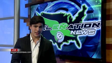 Thumbnail for entry Season 2, Episode 29 - Eagle Nation News
