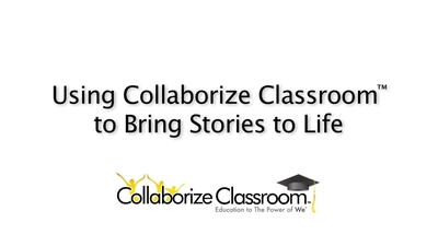 Video tutorial: collaborize classroom online discussion forum.