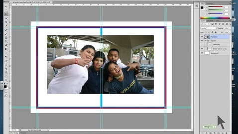Thumbnail for entry CS6 Photoshop Feathering Selections
