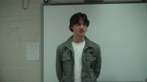 Thumbnail for entry Spring 2012 -- Motivational Speech -- Adrian Kohann CHOKE 1 -- Mr. Gilbert's class