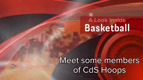 Thumbnail for entry CdS Basketball: the juniors