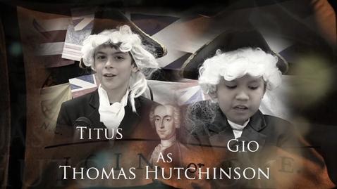 Thumbnail for entry Patriots vs Loyalists: The American Revolutionary War