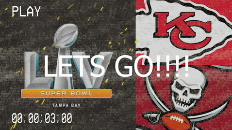 Thumbnail for entry Super Bowl Picks!