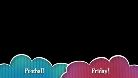 Thumbnail for entry Football Friday, September 30th