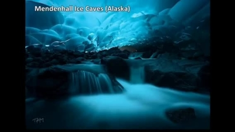 Thumbnail for entry Mendenhall Ice Caves