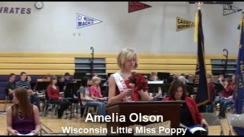 Thumbnail for entry Wisconsin's Little Miss Poppy