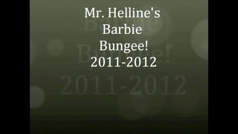 Thumbnail for entry Barbie Bungee How To Video