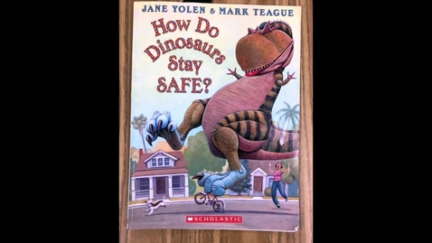 Thumbnail for entry How Do Dinosaurs Stay Safe?