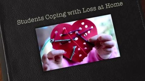 Thumbnail for entry Students Facing Loss at Home