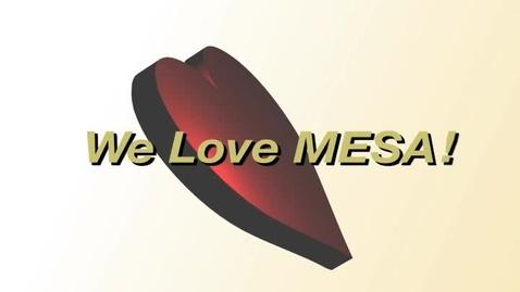 Thumbnail for entry We Love Mesa