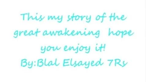 Thumbnail for entry The Great Awakenings Blah 7RS