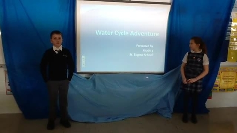 Thumbnail for entry Water Cycle Adventure