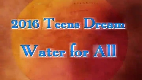 Thumbnail for entry Water for All