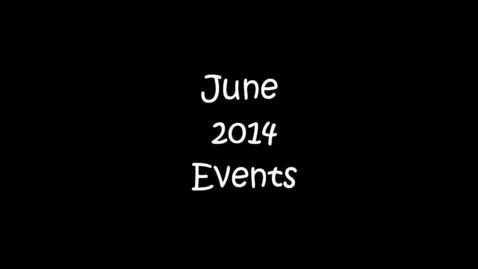 Thumbnail for entry Mangilaluk June 2014 Events