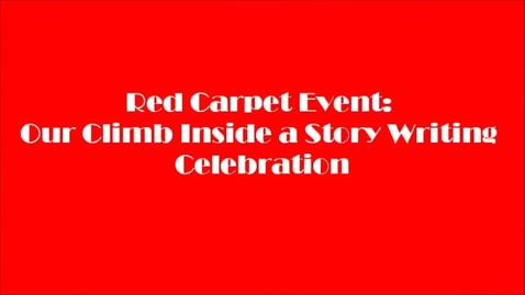 Thumbnail for entry Red Carpet Event