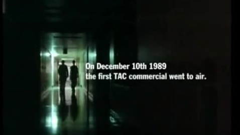 Thumbnail for entry TAC The 20th anniversary (Everybody hurts).flv