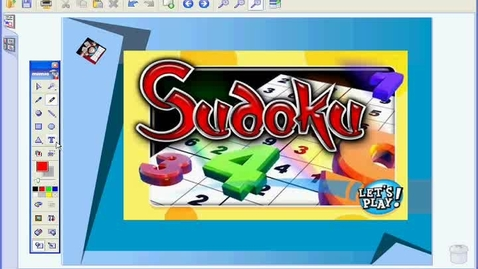 Thumbnail for entry Playing Sudoku