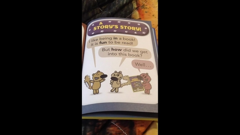Thumbnail for entry The Story's Story