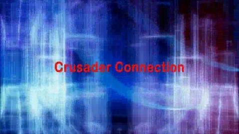 Thumbnail for entry TMZ Crusader Connection