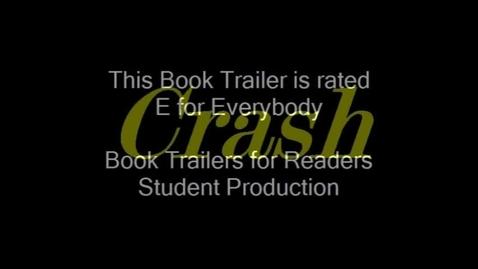 Thumbnail for entry Crash Book Trailer