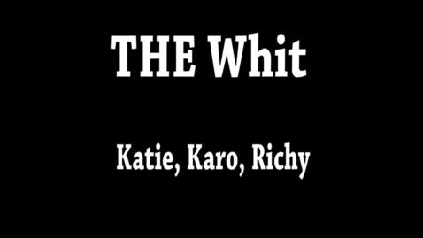 Thumbnail for entry Mr. Whit - WSCN PTV 1 (2015-2016)