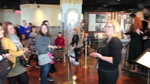 Thumbnail for entry 2018 Choir Trip Empire State Building