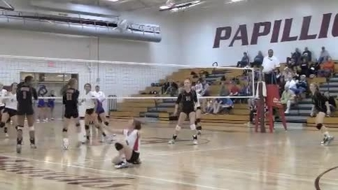 Thumbnail for entry marian vs. westside volleyball