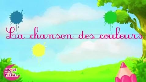 Thumbnail for entry La Chanson des Couleurs