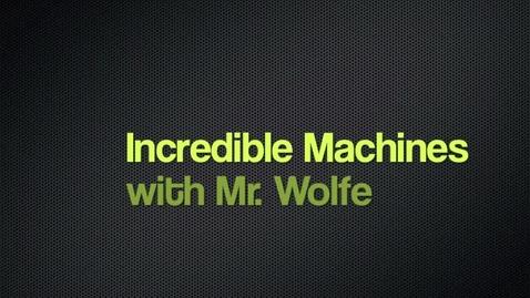 Thumbnail for entry Incredi-Ball Machine
