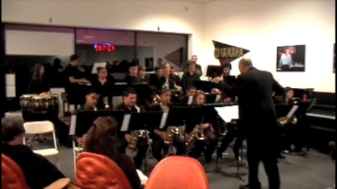 Thumbnail for entry Peg -  RHS Jazz Ensemble at Piano Gallery