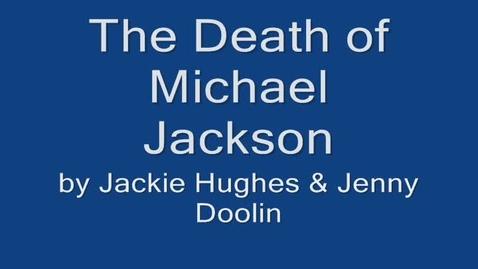 Thumbnail for entry Michael Jackson Murder Case