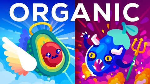 Thumbnail for entry Is Organic Really Better? Healthy Food or Trendy Scam?