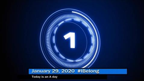 Thumbnail for entry WHMS Morning Show Jan 29, 2020