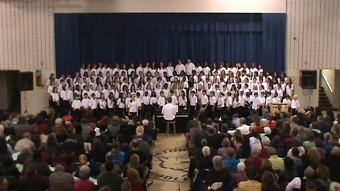 Thumbnail for entry Livin' on a Prayer - Catonsville Middle - 6/7 Chorus