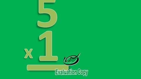 Thumbnail for entry Online Flashcards! Multiply by 5s - version 3