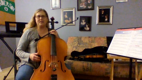 Thumbnail for entry Cello Scales for All Grades!