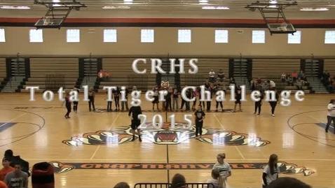 Thumbnail for entry Total Tiger Challenge Senior Dance