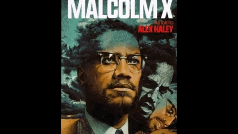 Thumbnail for entry Malcolm X