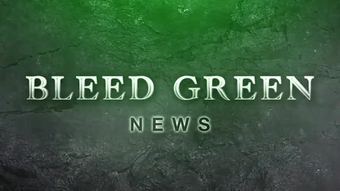 Thumbnail for entry 11-15-2017  Bleed Green News