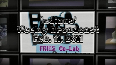 Thumbnail for entry Indians' Weekly Broadcast
