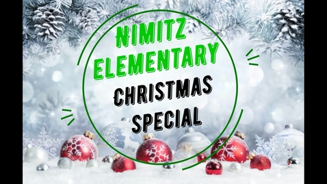 Thumbnail for entry Nimitz Christmas 2020