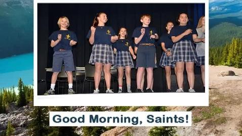 Thumbnail for entry Saints @ 8, April 5, 2018