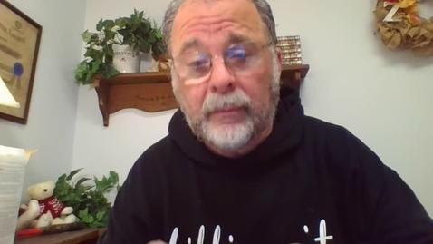 Thumbnail for entry THURSDAY APRIL 2 SENIOR BIBLE 1 CORINTHIANS