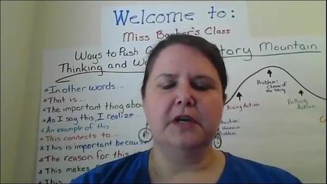 Thumbnail for entry 4-20-Gr5- Grammar lesson